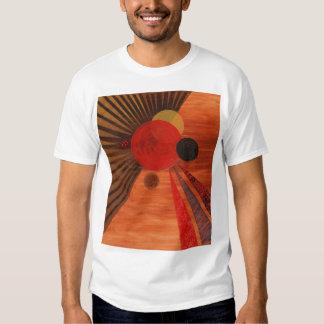 Kandinsky Abstract art T Shirt