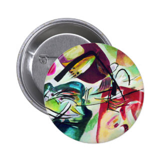 Kandinsky Black Arch Button