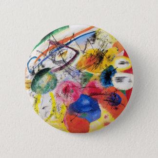 Kandinsky Black Lines Button
