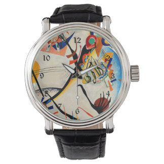 Kandinsky - Blue Segment Watch