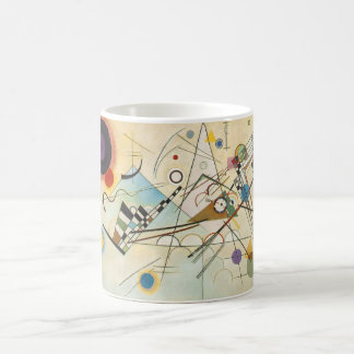 Kandinsky Comp-8 Coffee Mug