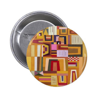 Kandinsky Compensation Rose Button