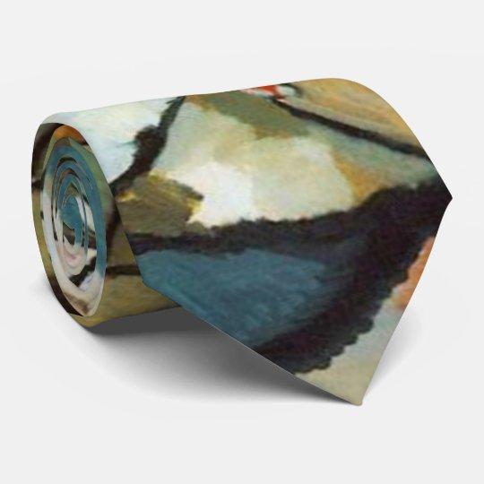 Kandinsky Composition V Abstract Art Tie