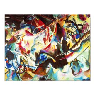 Kandinsky Composition VI Invitations