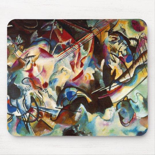 Kandinsky - Composition VI Mouse Pad