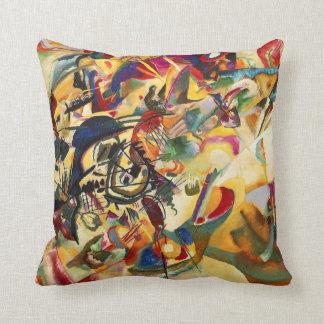 Kandinsky Composition VII Pillow Cushions
