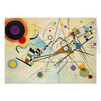 Kandinsky Composition VIII Greeting Card