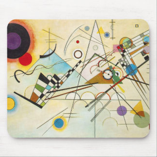 Kandinsky Composition VIII Mouse Pad