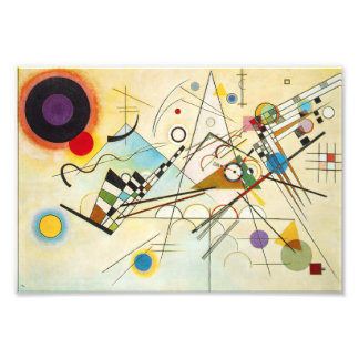 Kandinsky Composition VIII photo print