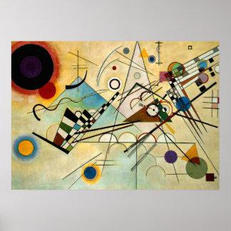 Kandinsky - Composition VIII Poster