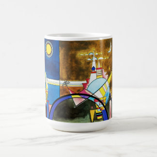 Kandinsky Great Gate of Kiev Mug
