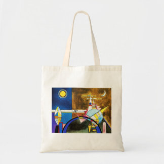 Kandinsky Great Gate of Kiev Tote Bag