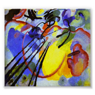 Kandinsky Improvisation 26 (Oars) Posters