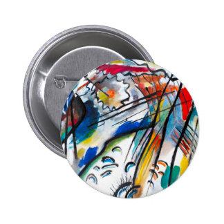 Kandinsky Improvisation 28 Button