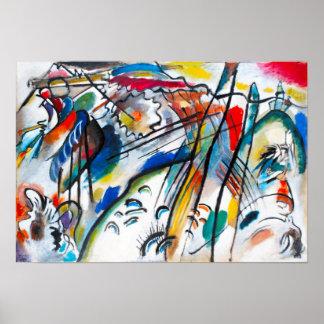 Kandinsky Improvisation 28 Poster