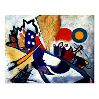 Kandinsky - Improvisation 29 Postcard