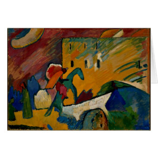 Kandinsky - Improvisation 3 Card