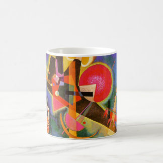 Kandinsky In Blue Mug