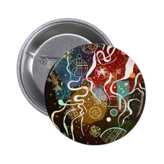 Kandinsky Movement I Button