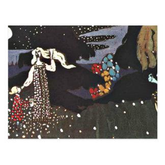 Kandinsky - Night Postcard