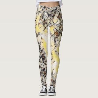 Kandinsky Rave Love Leggings