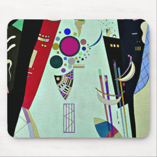 Kandinsky - Reciprocal Accords Mouse Mat