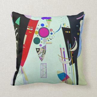 Kandinsky Reciprocal Accords Throw Pillow