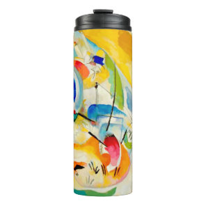 Kandinsky, Sea Battle 1913 Thermal Tumbler