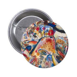 Kandinsky Small Pleasures Button