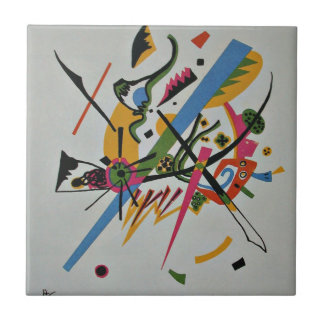 Kandinsky - Small Worlds, 1922 Tile