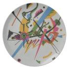 Kandinsky Small Worlds Kleine Welts I Plate
