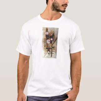 Kandinsky Softened Construction T-Shirt