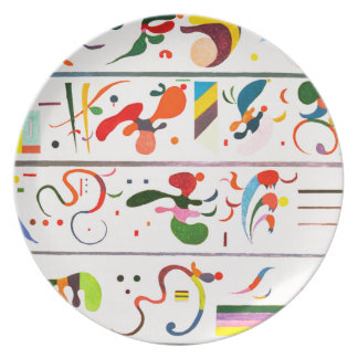 Kandinsky Succession Plate