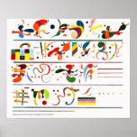 Kandinsky Succession Poster