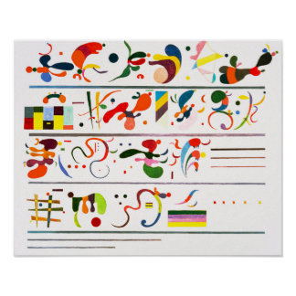 Kandinsky Succession Poster