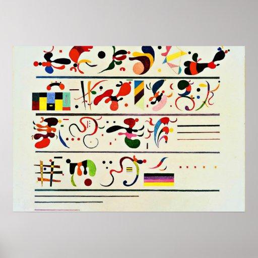 Kandinsky - Succession Poster