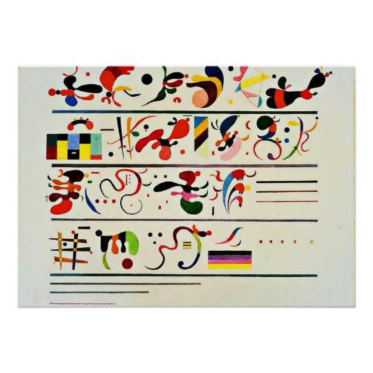 Kandinsky - Succession Poster