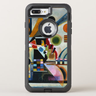 Kandinsky - Swinging OtterBox Defender iPhone 8 Plus/7 Plus Case