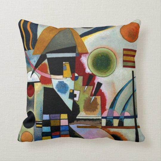 Kandinsky - Swinging Throw Pillow