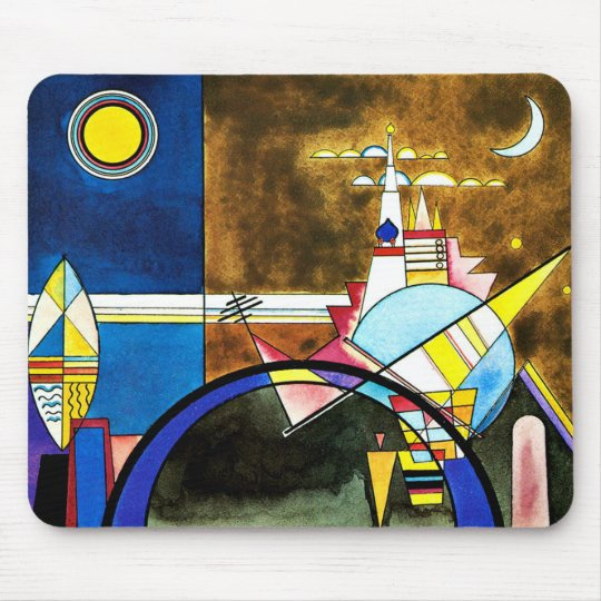 Kandinsky - The Great Gate of Kiev Mouse