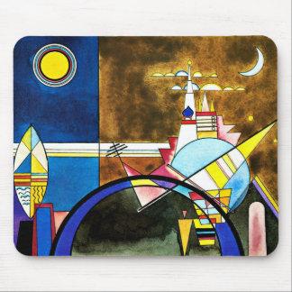 Kandinsky - The Great Gate of Kiev Mouse Pad