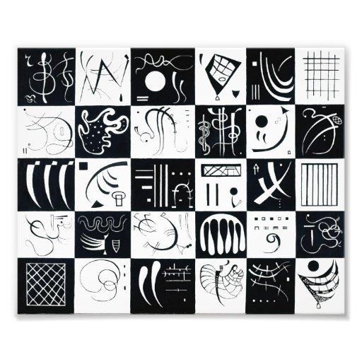 Kandinsky Thirty Photographic Print