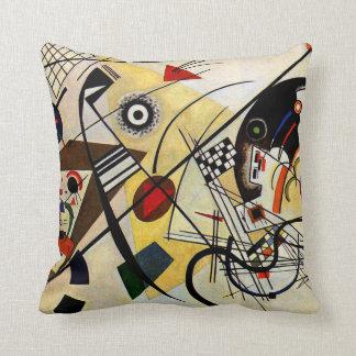 Kandinsky - Transverse Line Cushion