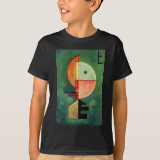 Kandinsky Upward Abstract Painting T-Shirt