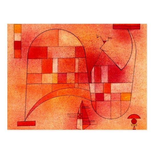 Kandinsky - Yellow Pink Postcard
