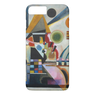 Kandinsky's Abstract Painting Swinging iPhone 7 Plus Case