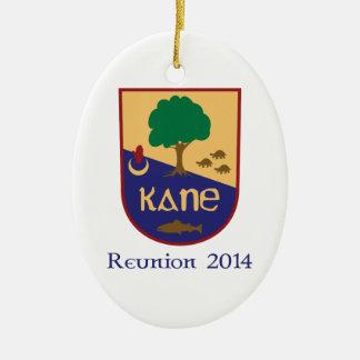 Kane Family Reunion 2014 Ornament
