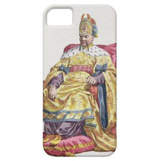 Kang Tsi (1662-1722) Manchu Emperor of China from iPhone 5 Cover