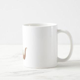 Kanga Love Basic White Mug