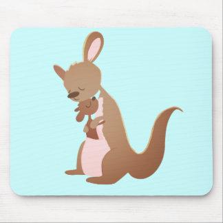 Kanga Love Mousepads